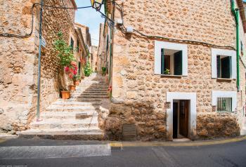Stadthaus im typisch mallorquinen Stil
