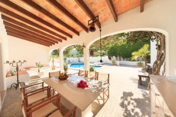 Villa mit Pool bei Canyamel