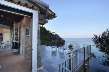 Ferienhaus für 6 Personen am Meer