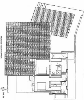 Grundriss obere Wohnbereich