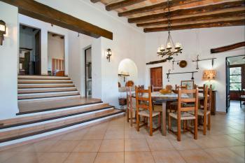 Essplatz neben der Küche