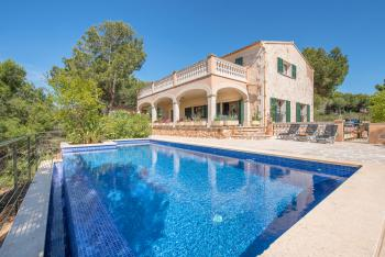 Finca mit Pool - Ferien auf Mallorca