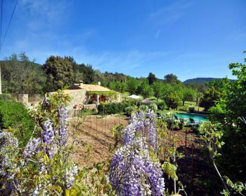 Finca mit Pool und Garten bei Campanet