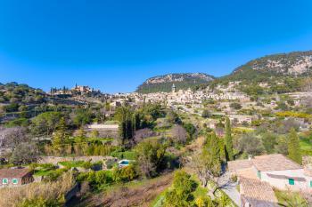 Ferienhaus mit tollem Blick auf Valldemossa