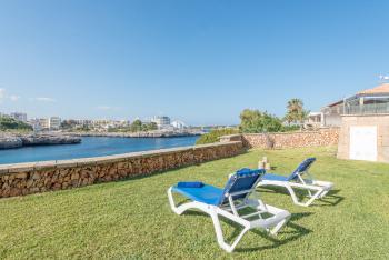 Strandnahes Ferienhaus am Meer - Cala Marçal