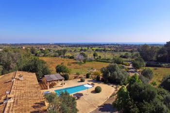 Finca mit Pool und Meerblick - Mallorca Ostküste