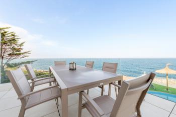 Villa für 10 Personen mit tollem Meerblick