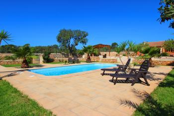 Mallorca Urlaub im Ferienhaus bei Campos