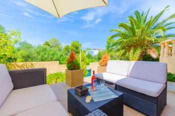Relaxen im Strandurlaub auf Mallorca