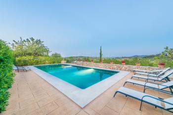 Relaxen am Pool - Finca in Alleinlage
