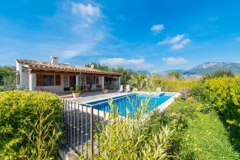 Kleine Finca mit privatem Pool in Moscari