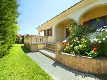 Strandnahes Ferienhaus Mallorca