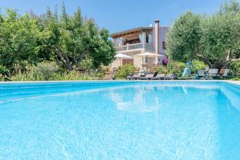Ferienhaus mit Pool bei Son Servera