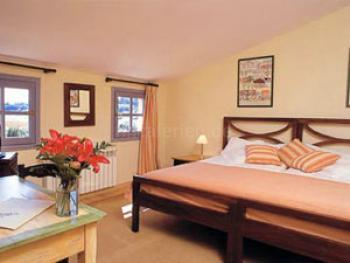 Komfortabel ausgestattete Doppelzimmer