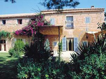 Traditionelle Finca auf Mallorca