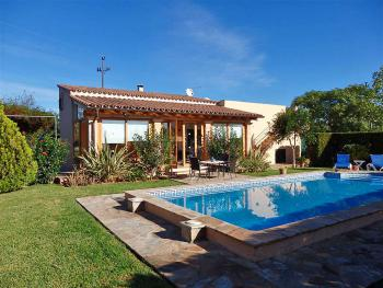 Urlaub Pollenca: Ferienhaus mit Pool