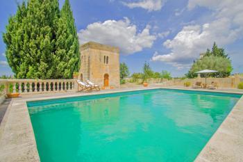Mallorquine Finca mit Pool bei Manacor