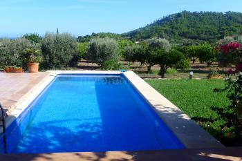 Mallorca Golfurlaub in Finca mit Pool