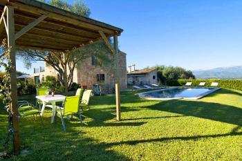 Mallorquine Finca mit Pool und Garten