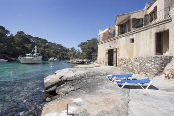 Ferienhaus Cala Figuera - direkter Meerzugang