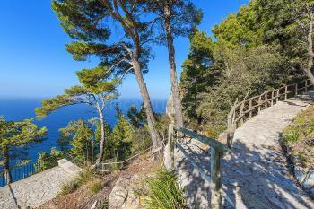Exklusive Finca mit Meerblick bei Valldemossa