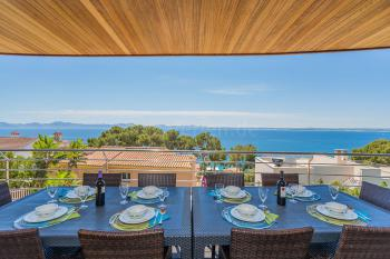 Villa für 10 Personen in Alcanada