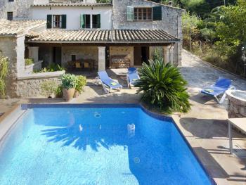 Urlaub nahe Pollenca - Finca mit Pool