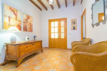 Eingangsbereich - Ferienwohnung in Inca