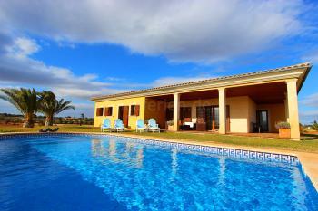 Finca mit Pool nahe Es Trenc Strand