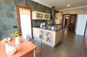 Große Küche - voll ausgestattet