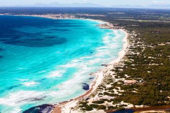 Südküste - Strand Es Trenc