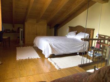 Schlafzimmer - oben