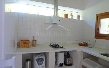 Kleine Küche - Gästehaus