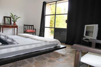 Schlafbereich - Gästehaus