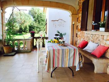 Ferien auf Mallorca - Finca mit Pool