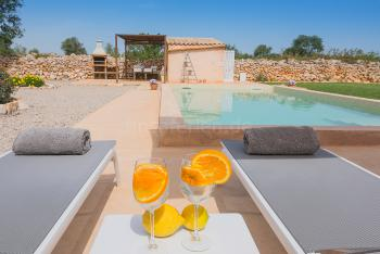 Ferienhaus mit Pool bei Felanitx