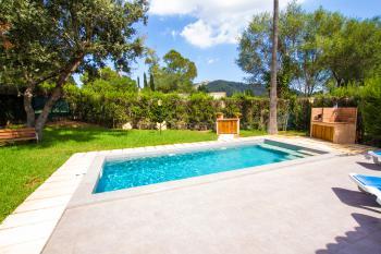 Ferienhaus mit Pool für 4 Personen - Sa Pobla
