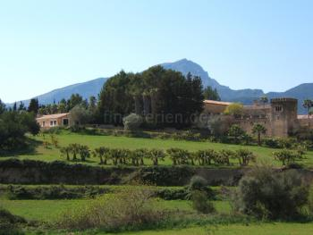 Mallorca Finca Hotel mit Pool