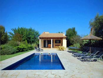 Finca mit Pool - Urlaub auf Mallorca