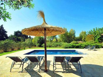Finca mit Pool und Klimaanlage nahe Pollenca