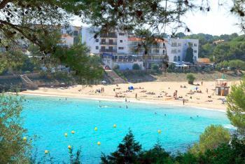 Strand der Cala Marcal