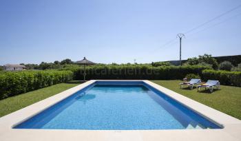 Finca für 8 Personen mit Pool