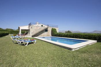 Familienurlaub Mallorca - Finca mit Pool