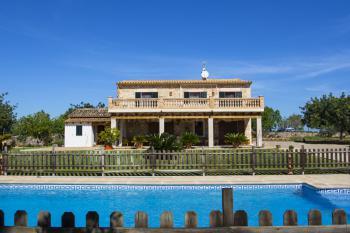 Mallorca Ferienhaus für 8 Personen