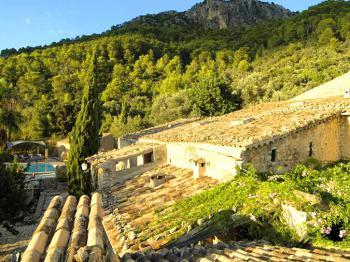 Finca Hotel auf den Balearen