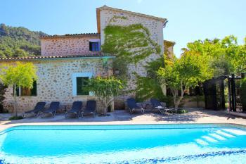 Mallorca Finca mit Pool in Valldemossa