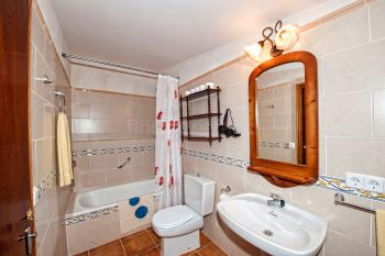 Badezimmer - Gästehaus