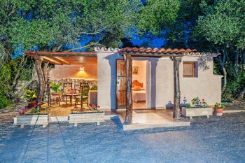 Gästehaus mit Terrasse