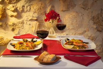 Restaurant - Abendessen à la carte