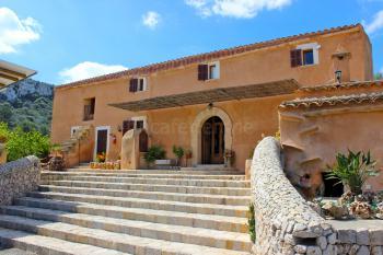 Land-Hotel auf Mallorca ruhig gelegen